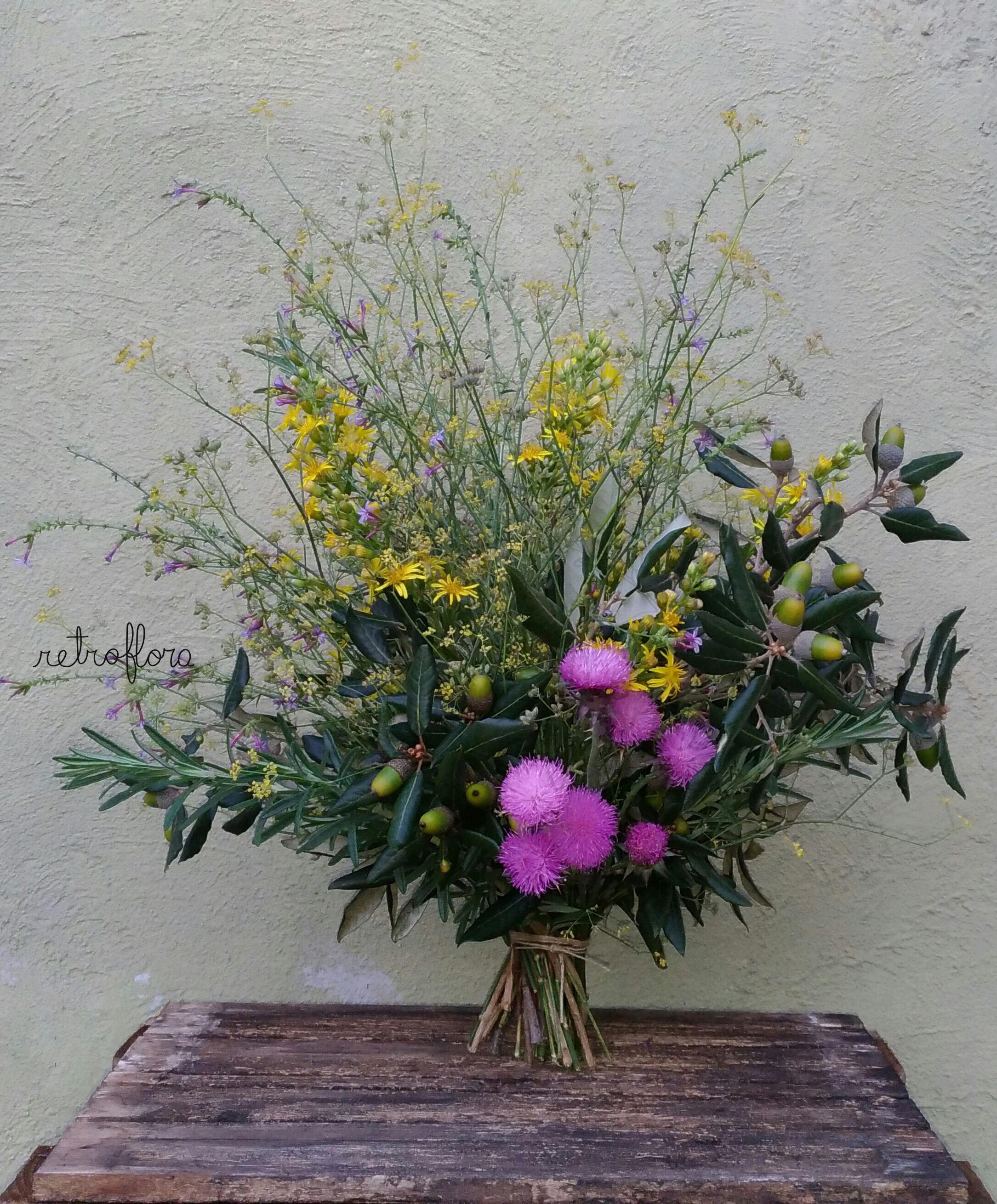 Wild Bouquet - Retroflora