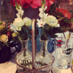 composizioni vintage, vintage flowers