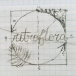 Bozza Logo Retroflora di Veronica Grasso