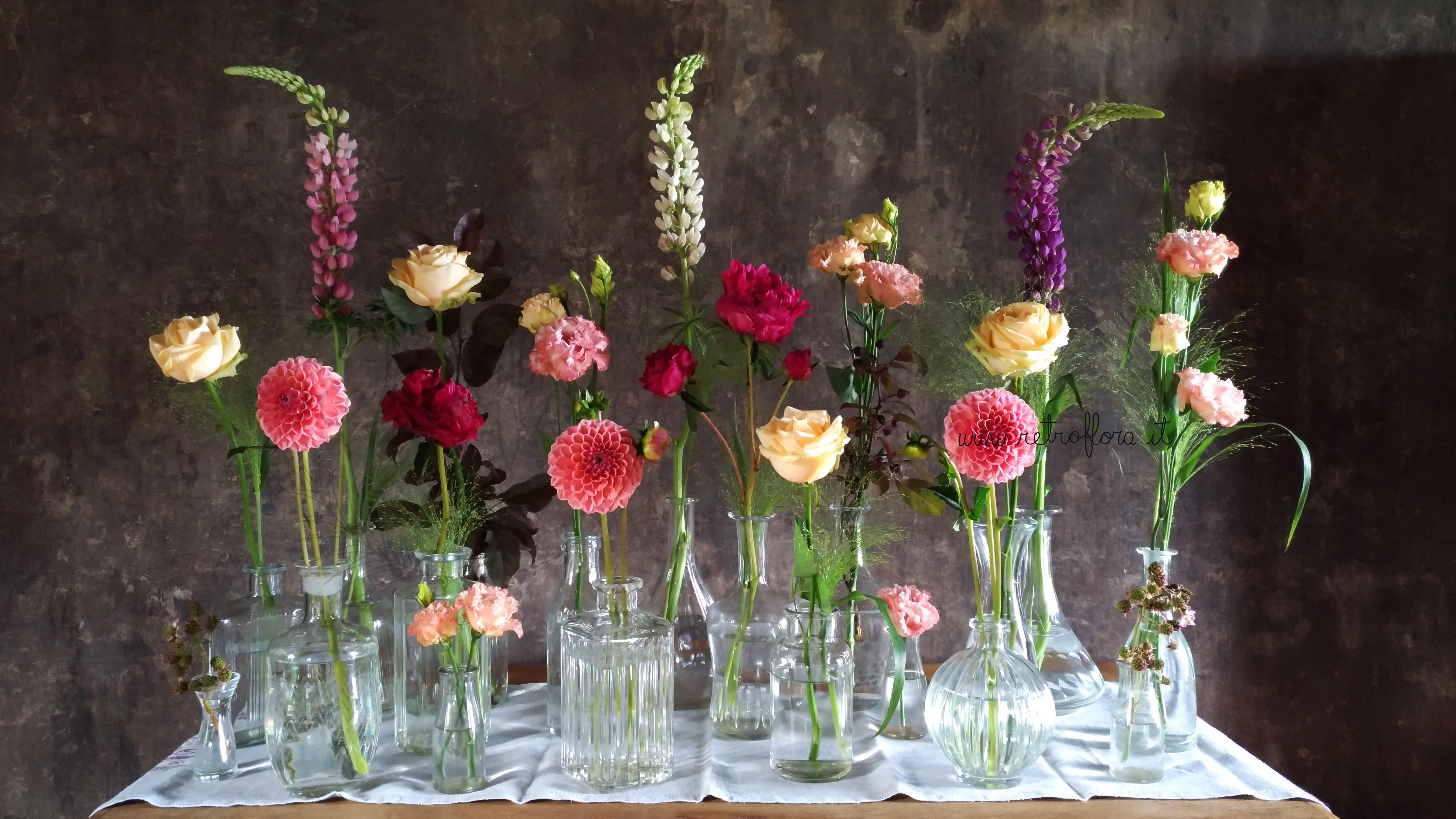 La Mensola Fiorita Giugno, Composizioni Floreali Sostenibili, Composizione Floreale Vintage, Floral Display, Flower Display